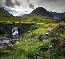 Scotland- The Old Drovers Road by Angie Latham