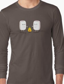 Marshmallows Long Sleeve T-Shirt