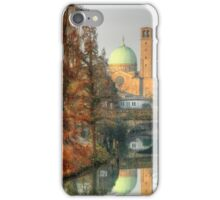 Double Autumnal Landscape from Padua iPhone Case/Skin