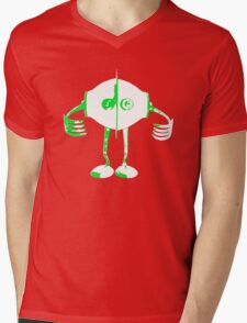 Boon: Robot  T-Shirt Mens V-Neck T-Shirt