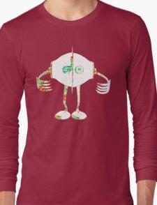 Boon - Multicolor - Robot Long Sleeve T-Shirt