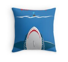 SHARPEDO Throw Pillow
