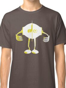Boon Yellow Robot Classic T-Shirt