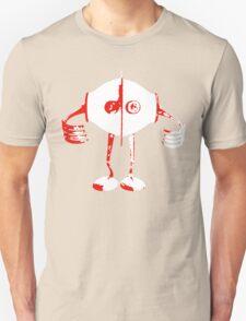 Boon - Red - Robot Unisex T-Shirt