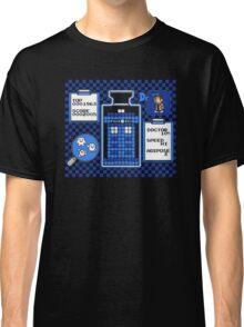 Doctor Whovio Classic T-Shirt
