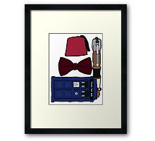 These are a few of my favourite things. Framed Print