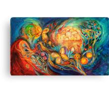 The Key of Jerusalem Canvas Print