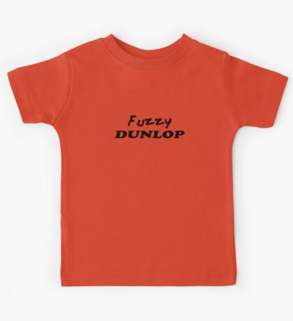 The Wire - Fuzzy Dunlop Kids Tee