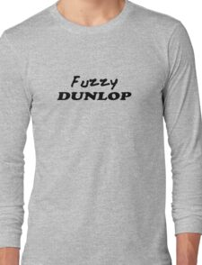 The Wire - Fuzzy Dunlop Long Sleeve T-Shirt