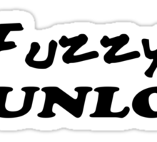 The Wire - Fuzzy Dunlop Sticker