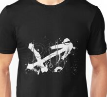 Gonzo Zodiac - Sagittarius (white) Unisex T-Shirt
