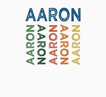 Aaron Cute Colorful Unisex T-Shirt