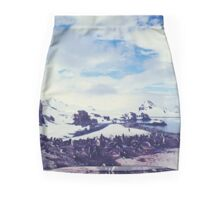 Half Moon Island Mini Skirt