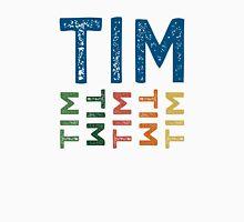 Tim Cute Colorful Unisex T-Shirt