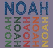 Noah Cute Colorful Kids Clothes