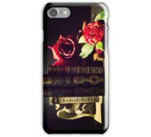 Demon & Roses iPhone Case/Skin