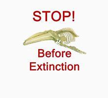Stop Before Extinction, T Shirts & Hoodies. ipad & iphone cases Men's Baseball ¾ T-Shirt