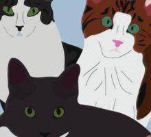 Cat Squad Sticker