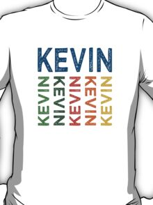 Kevin Cute Colorful T-Shirt