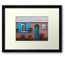 Portmeirion Framed Print