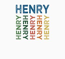Henry Cute Colorful Unisex T-Shirt