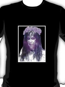 Regan Teresa MacNeil Hipster White T-Shirt