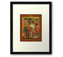 The Presentation of Mary Framed Print