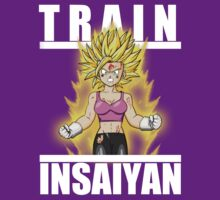 Train insaiyan - Ultra Bra by Ali Gokalp