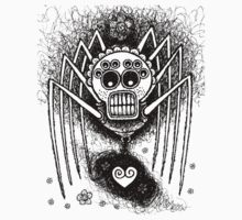 Spider Heart by DarDuncan