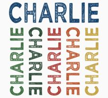Charlie Cute Colorful by Wordy Type