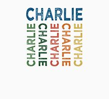 Charlie Cute Colorful Unisex T-Shirt
