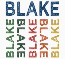 Blake Cute Colorful Kids Clothes