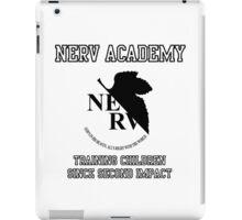 NERV Academy iPad Case/Skin