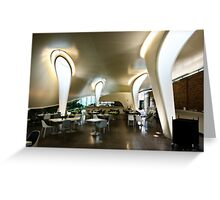Serpentine Gallery's Cool Cafe Greeting Card