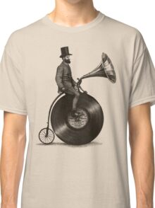 Music Man in the City Classic T-Shirt