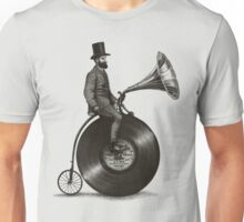 Music Man in the City Unisex T-Shirt