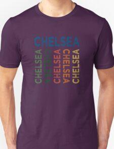 Chelsea Cute Colorful Unisex T-Shirt