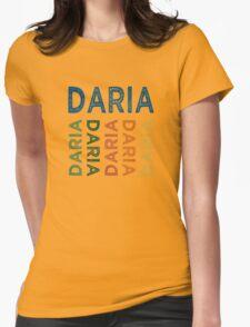 Daria Cute Colorful T-Shirt