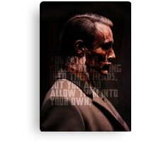 Catching Killers Canvas Print