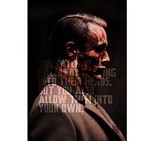 Catching Killers Photographic Print