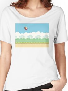 MBA - Flappy Bird Dive Women's Relaxed Fit T-Shirt