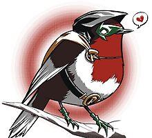 Little Robin by juanotron