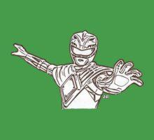 Power Rangers Green Ranger by SianBobbett