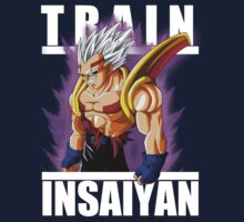 Train insaiyan - Baby Vegeta second form by Ali Gokalp