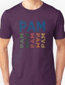 Pam Cute Colorful Unisex T-Shirt