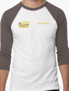 Buy More Employee Men's Baseball ¾ T-Shirt