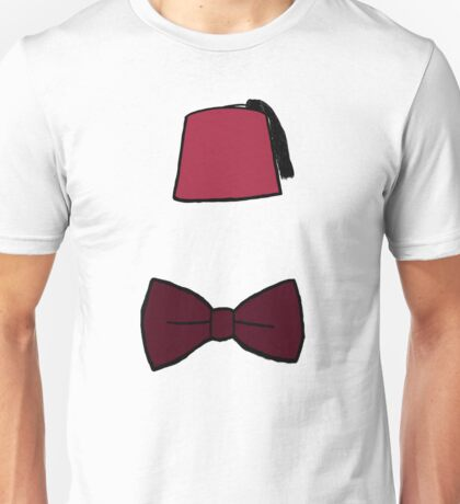 Fezzes/Bowties are Cool Unisex T-Shirt