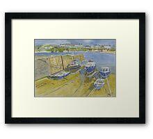 Port Erin Isle of Man Framed Print
