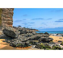 Beach Front Property Photographic Print