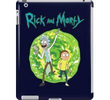 Rick and Morty season 1 iPad Case/Skin